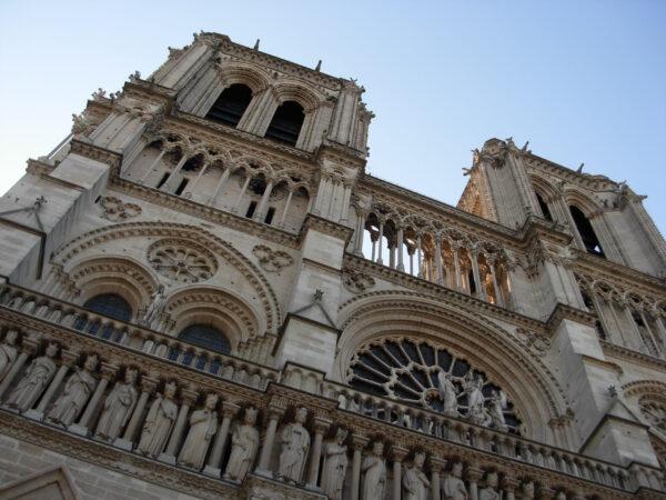 Paris, je t'aime или Три дня вПариже
