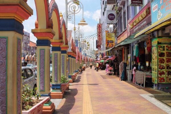Маленькая Индия вбольшом Куала Лумпур