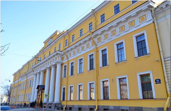 Юсуповский дворец.