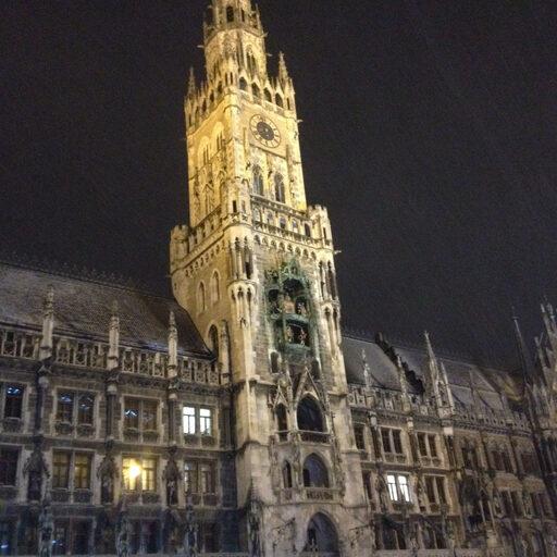 Мемминген и Мюнхен. Баварская сказка