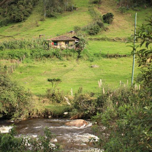 Национальный парк Эль Кахас. Эквадор