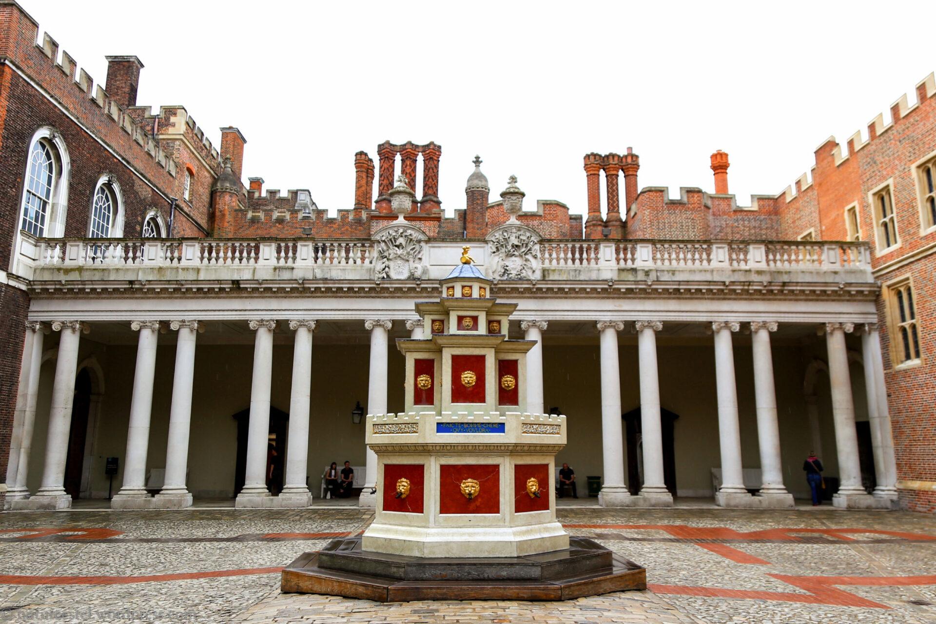 Дворец Hapmton Court. Жемчужина Лондона, упущенная туристами