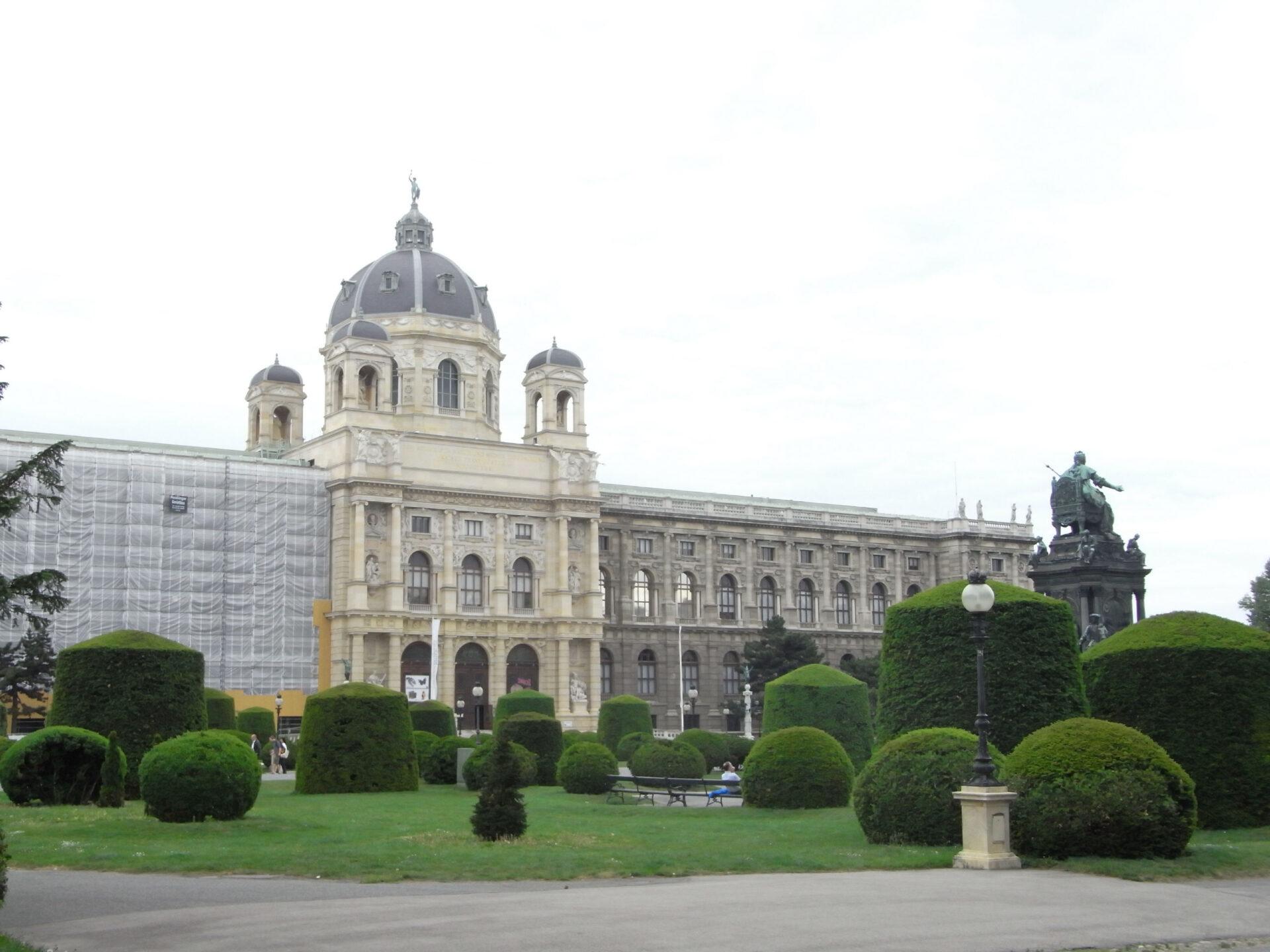 Вена.
