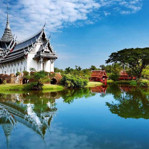 В Таиланд с личным гидом.