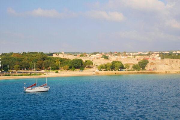 Греция: остров Сими. Часть 1