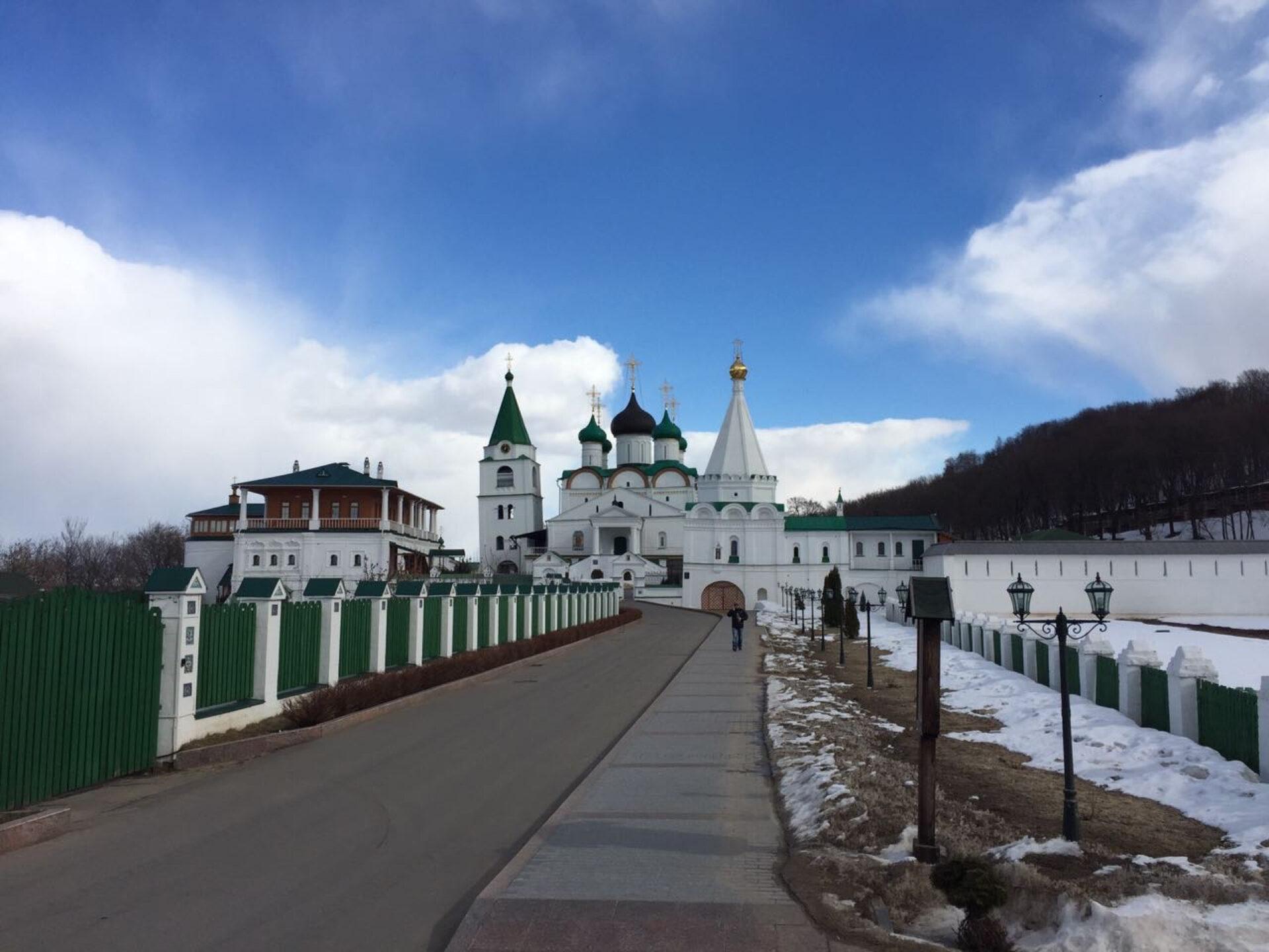 Продолжаем гулять поНижнему Новгороду…
