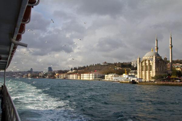 Стамбул вдекабре 2015